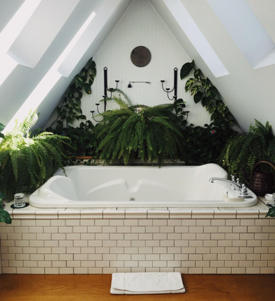 O Jardim Interior como forma de aproveitar espaços